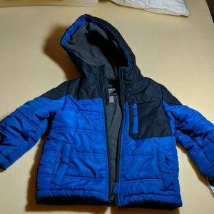winter coat osh kosh boys size 4t